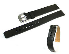 Genuine Leather Watch Strap / Band Replacement for Skagen 358LSLB, 358SSLV