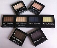 Revlon Matte, Sattin & Perle Eye Shadow * Choose Your Colour *