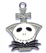 Lot The nightmare before Christmas Metal Charm Pendant Jewelry Make party Gifts
