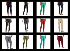 -Faded Glory Jeggings Dark or Medium wash denim black red dune olive brown