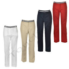 Tommy Hilfiger Ladies Arielle Pant Solid Poly-Size U.S. 6-UK 8/10-TW620-New.