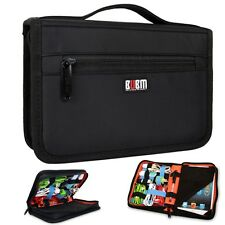 Tablet USB Flash Drive Cable Organizer Case Bag for Apple iPad 2 3 4 5 Air Mini