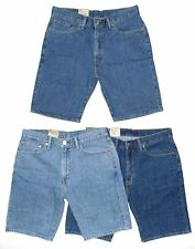 $45 LEVIS 505 MENS SHORTS~~~REGULAR FIT~~~3 COLORS & MANY SIZES~~~NEW WITH TAGS!