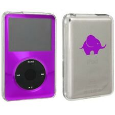 For Apple iPod Classic Hard Case Cover 6th 80gb 120gb 7th 160gb Baby Elephant