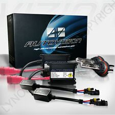 55W HID Xenon Digital Slim Kit H1 H4 H7 H9 H11 9006 9007 9003 9005 9004 55Watt