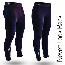 WORKOUT COMPRESSION BOTTOMS - Mens Male Boys Female Ladies Girls Fitness ExoFit