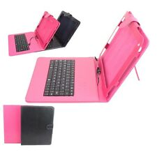 """New Stand Protective Leather 9.7"""" For PIPO P1 USB Keyboard Tablet Case Dedicated"""