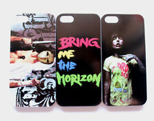 Terror Dagger Key BMTH BRING ME THE HORIZON Pattern iPhone 5 5s Hard Case Cover