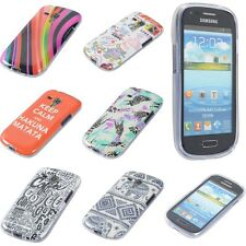 For Samsung Galaxy S III mini i8190 Cover Soft TPU Gel Case Silicone Phone Case