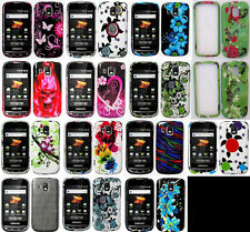 Samsung Transform Ultra SPH-M930 Phone Cover DESIGN Case + SCREEN PROTECTOR