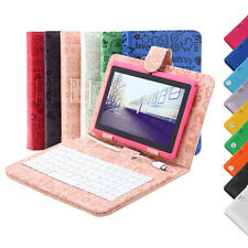 "IRULU 7"" New Android 4.2 Dual Core & Camera Tablet PC WIFI w/ Cartoon Keyboard"