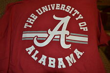ALABAMA AND UNCC t-shirt