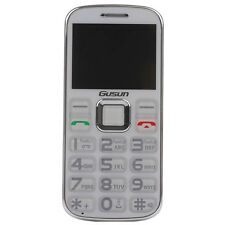 "2."" Quad Band Big Keypad Torch SOS FM Cell Phone for Elder People AT&T Tmobile"