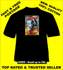 Tee Shirt New Adult Unisex featuring cult classic movie SHARKNADO cotton t-shirt