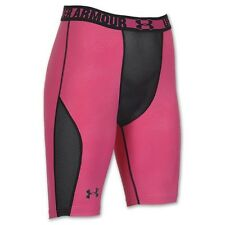 UNDER ARMOUR Men's PIP Renegade Compression Shorts NWT Heatgear