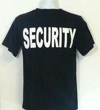 SECURITY New Men's T-Shirt Events Guard Party Funny Bouncer Swag Dope