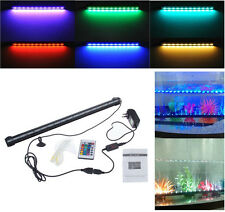 Waterproof Aquarium Lighting Fish Tank RGB Led Strip Light Underwater Lamp Hot