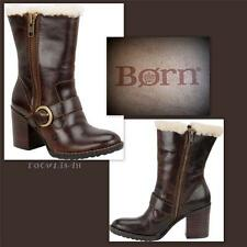 Born Rhoslyn  CANOE SHEARLING LINING Boots Size: 7.5 $260 NEW