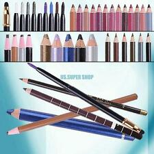 Waterproof Cosmetic Makeup Pen Eyeliner Lip Liner Eyebrow Eye Shadow Pencil