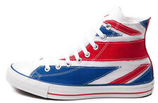 New CONVERSE Chuck Taylor All Star UK Flag Union Jack  Hi Top Sneaker
