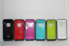 Original OEM Lifeproof Fre Case for Apple iPhone 5  & 5S  Assorted Colors!