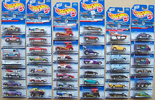 1998 1999 Hot Wheels Collector Card Choice All 60 Diff Variations Lot 8 of 10