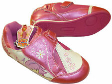 Lazytown Girls Stephanie Velcro Trainers All Sizes New with Tags