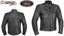 River Road Mens Scout Leather Jacket