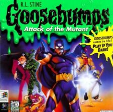 GOOSEBUMPS ATTACK OF THE MUTANT PC GAME +1Clk Windows 10 8 7 Vista XP Install
