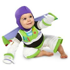 BuZZ LiGhTyEaR~Infant~COSTUME+WINGS+HOOD+GLOVES~ToY StOrY~NWT~Disney baby Store
