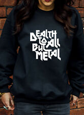 Dealth to all but metal jumper bring me the horizon music gigs bands hoodie K398