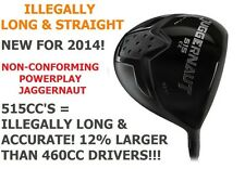 PowerPlay Juggernaut 515cc Non-Conforming Illegally Long Straight Custom Driver!