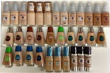 Ass't. Cover Girl TruBlend, OutLast, CG & Olay Makeup/Foundation & Clean Makeup