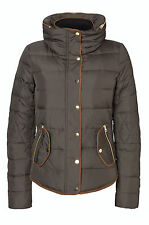 Vero Moda Macro Short Down Jacket - Peat