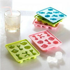 Pretty Ice Cube Tray Silicone Moulds Cocktail Bar Party Ice Jelly Chocolate Mold
