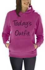 Todays Outfit Women Hoodie WTF Hipster SWAG Fashion Coco Summer Style Hooded Top