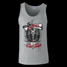 Hells Angels ( Official )  Support 81 Gear Tank Top