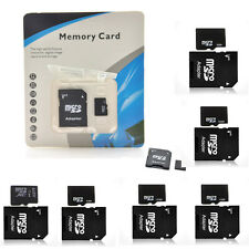 New 2G 4GB 8GB 16GB 32GB 64GB Class 10 TF MicroSD Micro SD  Flash Memory Card HQ