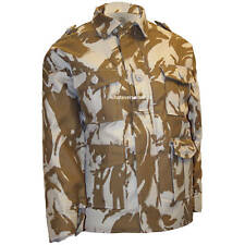 KIDS PADDED DESERT CAMO JACKET water repellent army DPM