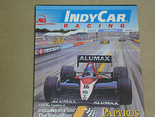 """Indy Car Racing -BRAND NEW-Vintage PC Game-3.5"""" Disk-Papyrus"""