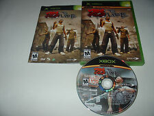 25 to Life  (Xbox, 2006)  Will play on Xbox 360