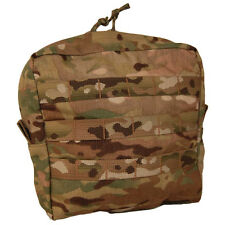 ATS Tactical Large GP Utility-Sustainment Pouch-Multicam-Coyote-Rgr Green-Black