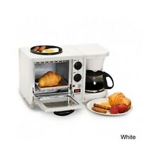BREAKFAST MAKER MICROWAVE EGGS BACON MAKER MACHINE COFFEE COOKER COOK DORM RV