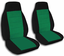 2 Captain Chair Seat Covers 4 Armrest Covers Ford F-150 F-250 F-350 Choose Color
