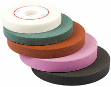 150mm grinding wheels. Width 20mm. Various grit sizes and abrasive types.