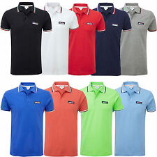 Ellesse Mens Challenge Short Sleeve Polo Shirt T-Shirt Tee Top New