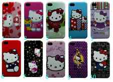 Hello Kitty Phone Case Cover Skin  for  iPhone 4 4s Wholesale    Cute Kitty