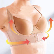 New Adjustable Lady Chest Breast Support Belt Corset Posture Corrector Brace