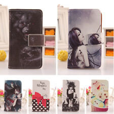 Lovely Design PU Leather Case Skin Protection Cover For Explay Smartphone New