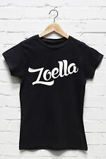 Zoella t shirt just say yes blogger blog beauty tumblr viral youtube tshirt K460